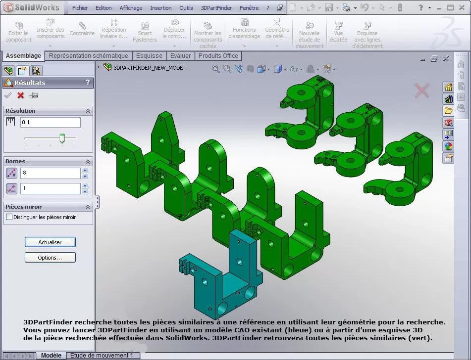 3DPartfinder
