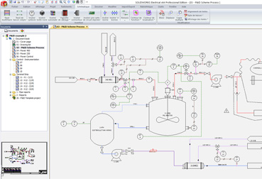 schematique-fluidique-solidworks