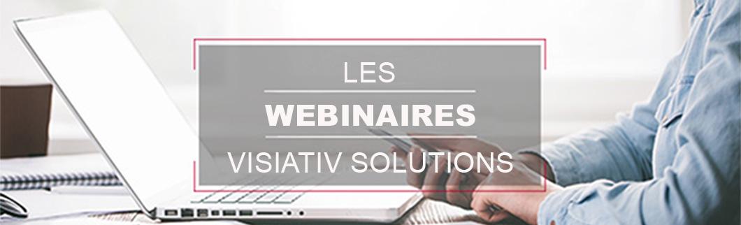 Webinaire Visiativ Solutions