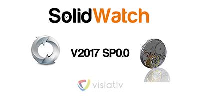 avatar- Setup SolidWatch v2017 SP0 à la une