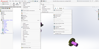 avatar- routage automatique SOLIDWORKS