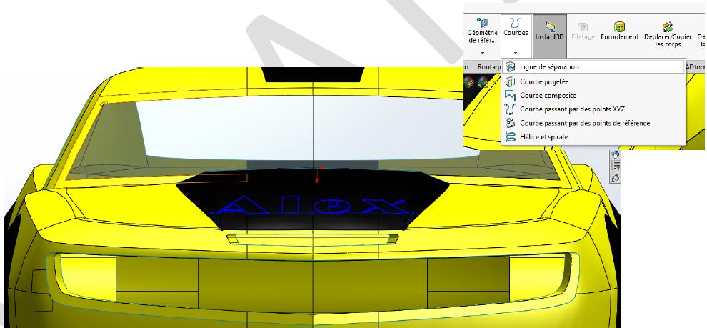 développé surfaces solidworks 24-25