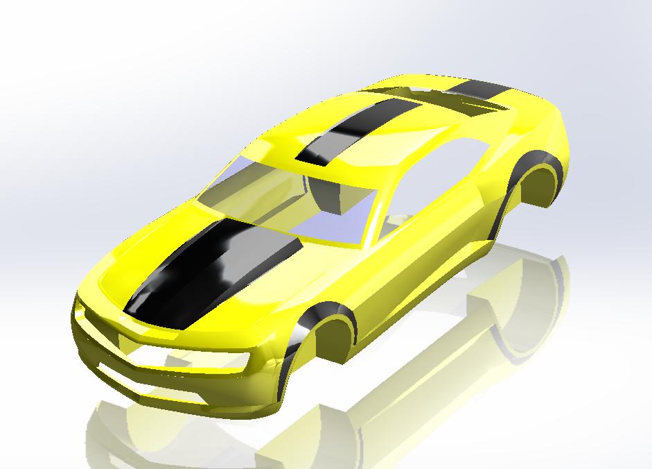 développé surfaces solidworks 1