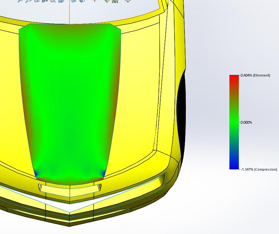 développé surfaces solidworks 11