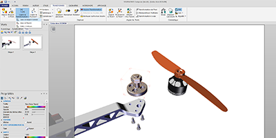 utiliser solidworks composer