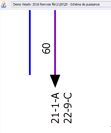 renvois de fils solidworks electrical 14