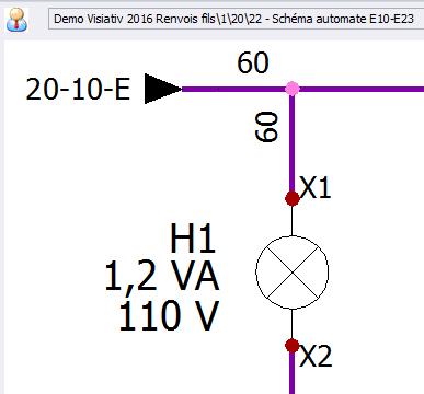 renvois de fils solidworks electrical 16