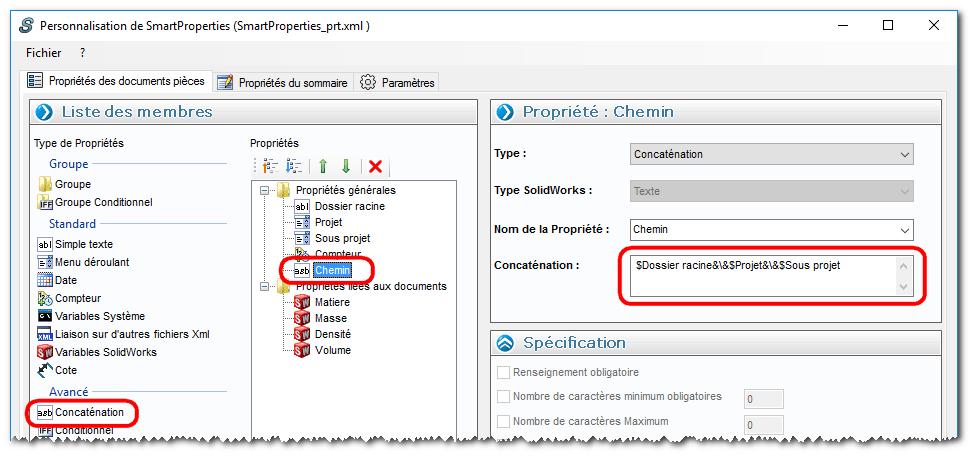 Nommer et renommer fichiers SOLIDWORKS automatiquement