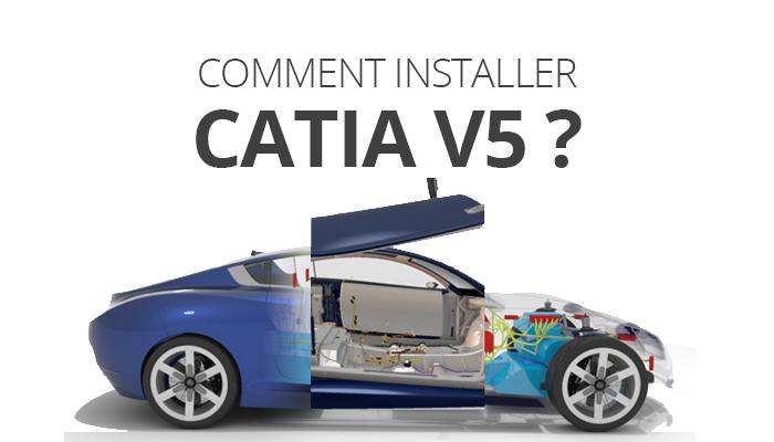 installer catia V5