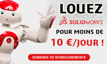 Louer SOLIDWORKS