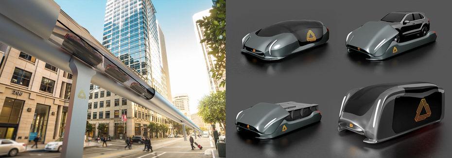 hyperloop solidworks 3Dexperiene