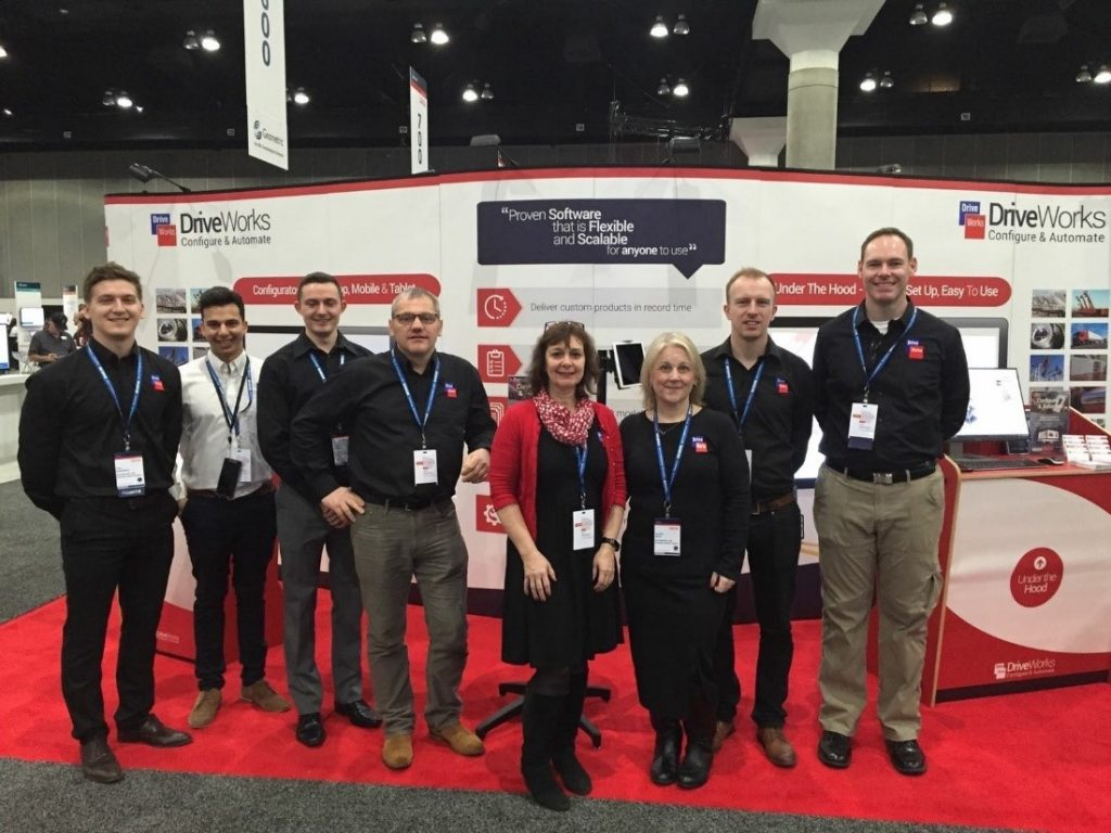 DriveWorks au SOLIDWORKS World 2018