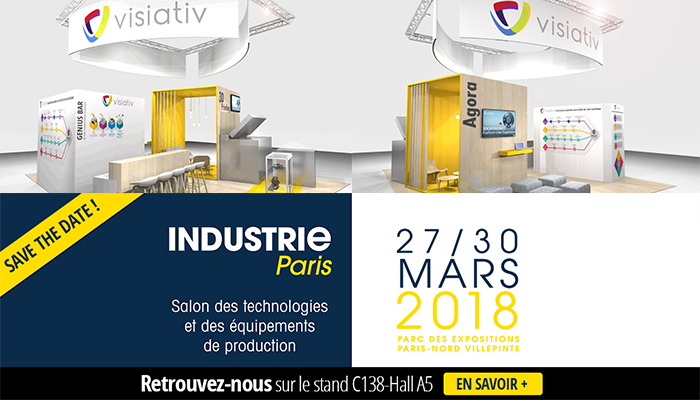 a la une global industrie 2018