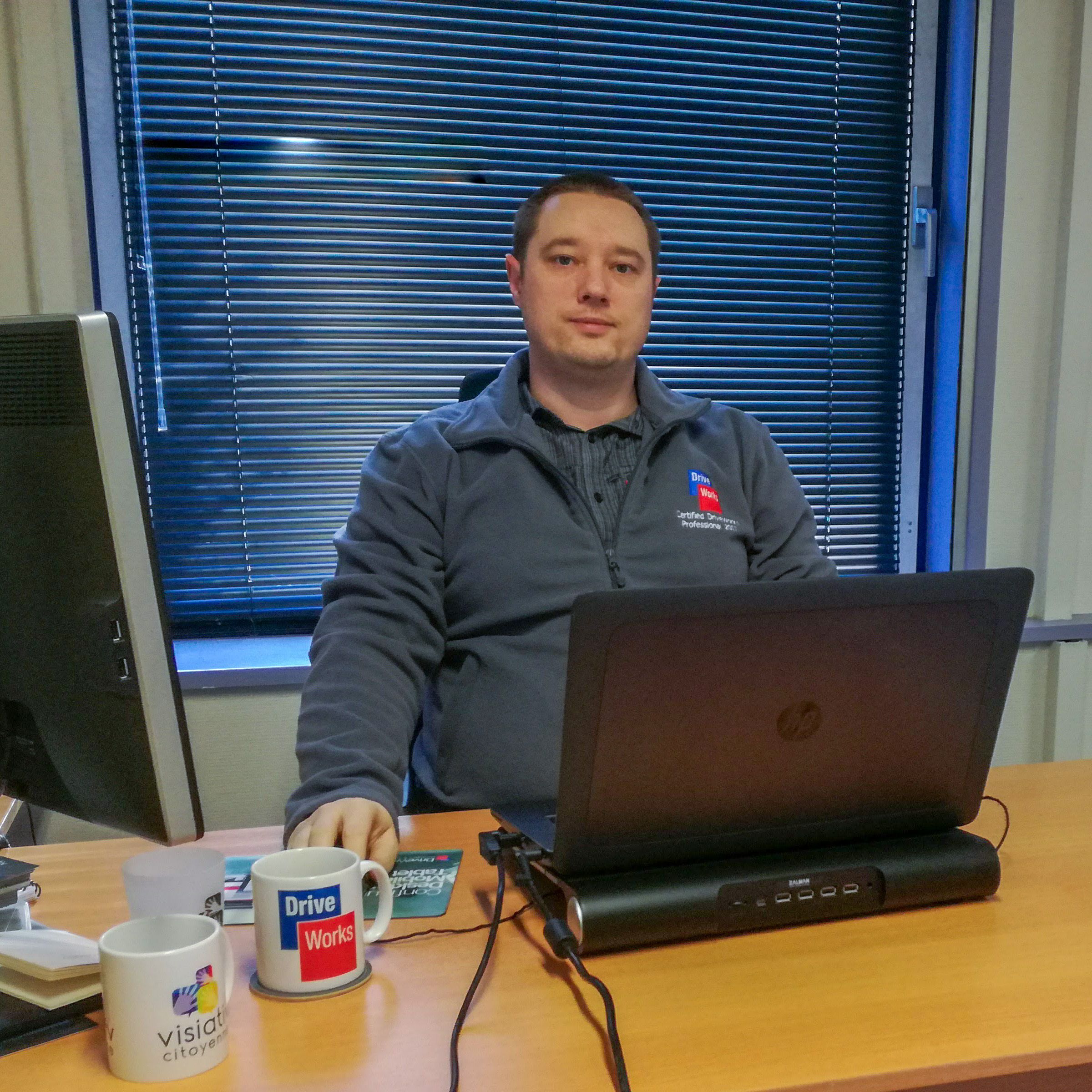 Christophe Demuynck expertise driveworks visiativ