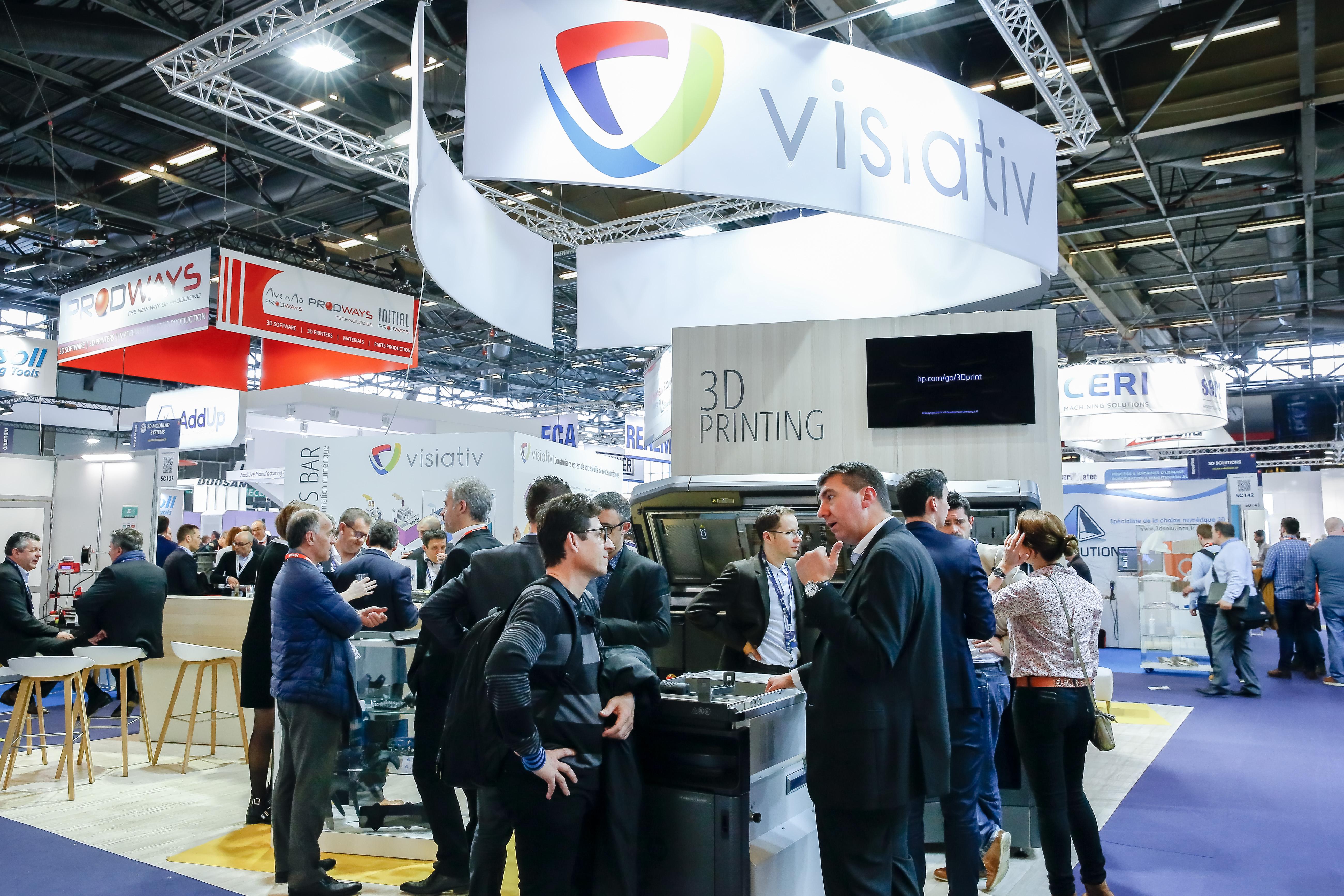 visiativ à global industrie 2018
