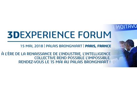VS- image à la une 3DX forum 2018
