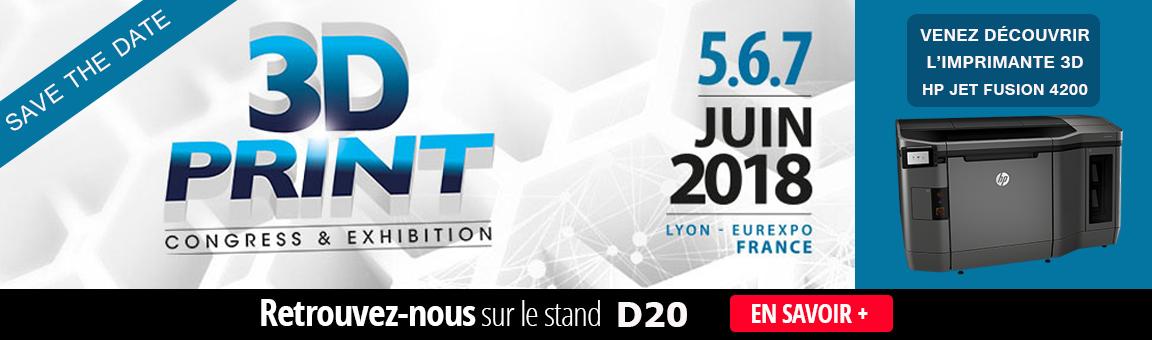 Salon 3D Print Lyon