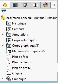 fichiers facettisés avec SOLIDWORKS