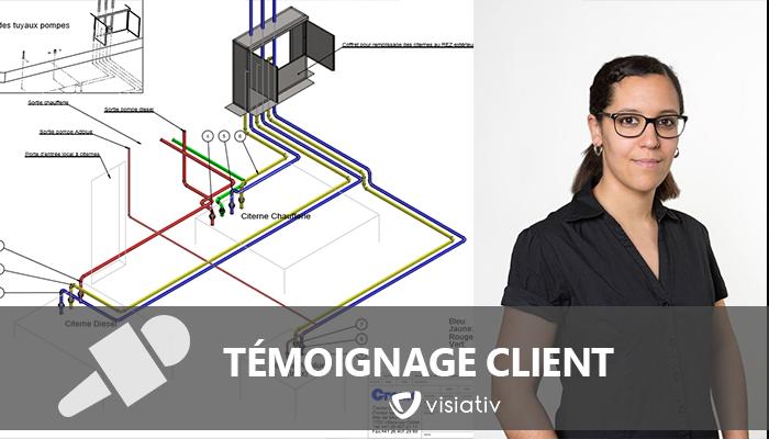 témoignage clients solidworks routing