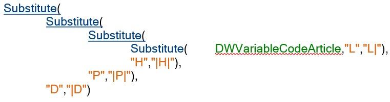fonctions relatives aux textes de driveworks pro