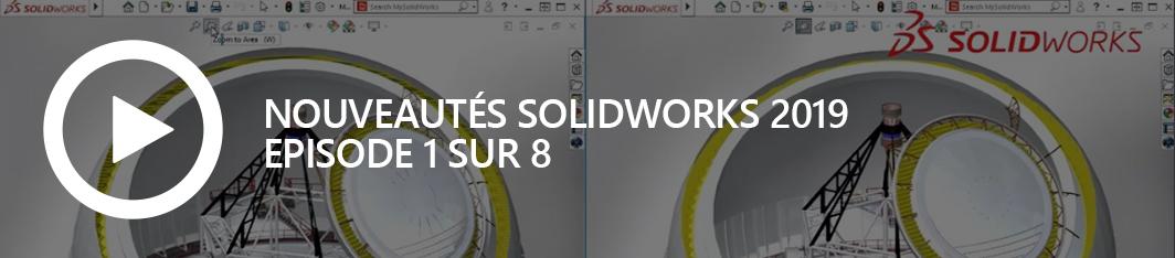 Nouveautés SOLIDWORKS 2019 - episode 1 - avatar site