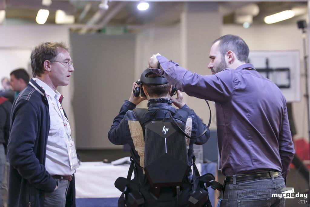 Matériel pour la réalité virtuelle dans l'industrie
