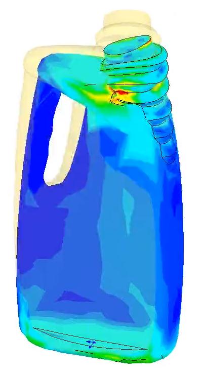 simulation numérique de flambage dans l'industrie 4.0
