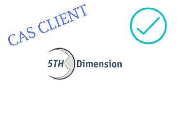 Cas Client 5th Dimension