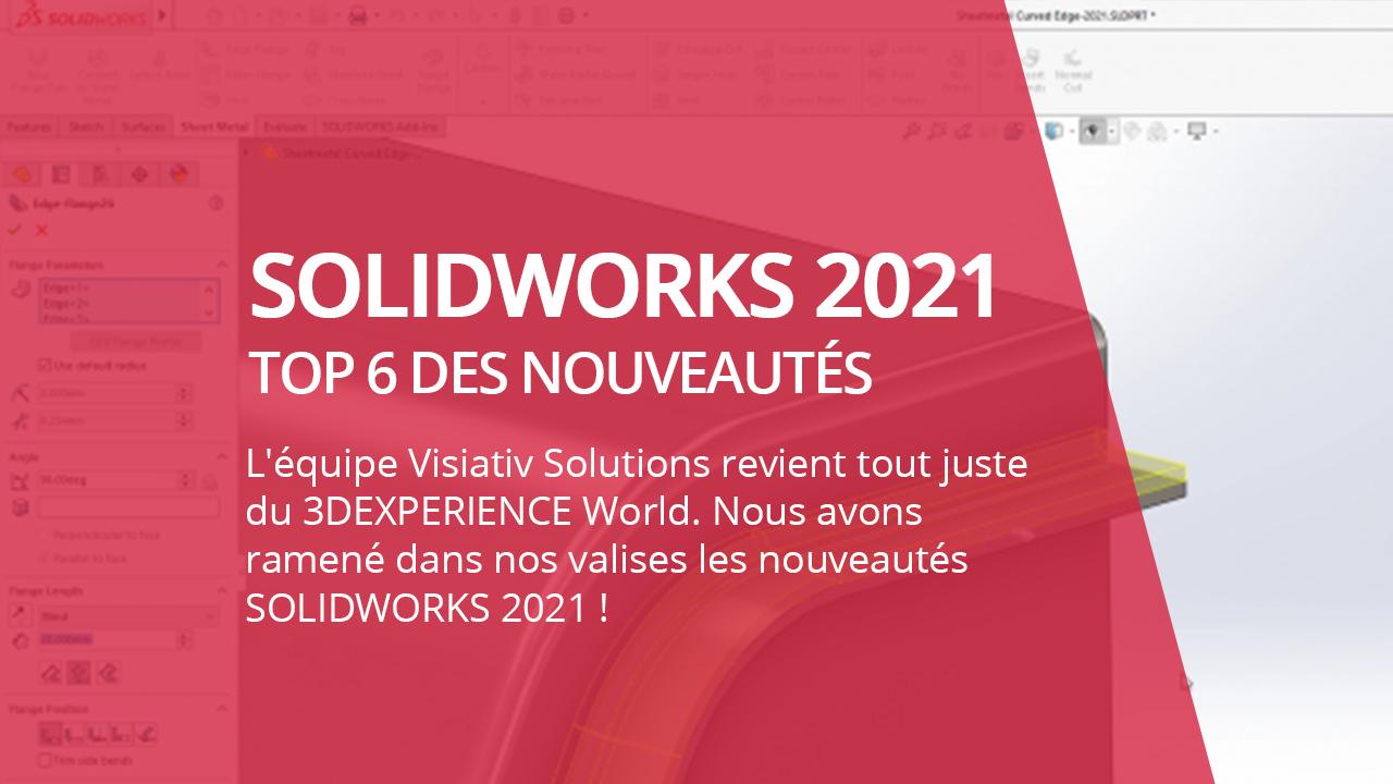 solidworks 2021 visuel