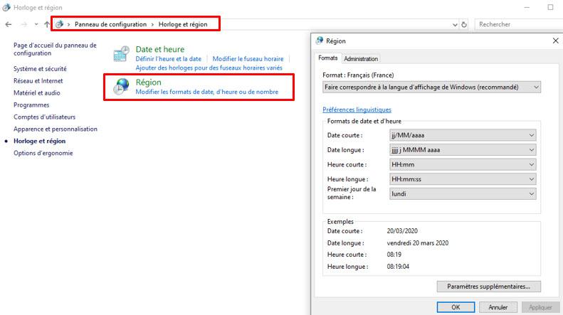 Problème pour lancer SOLIDWORKS après mise à jour Windows : 1ere etape