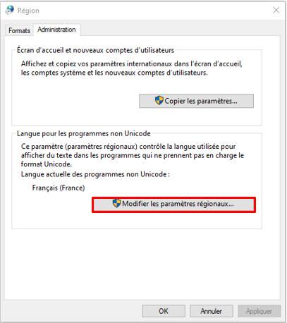 Problème pour lancer SOLIDWORKS après mise à jour Windows : étape 3