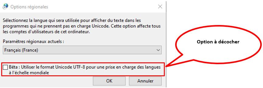 Problème pour lancer SOLIDWORKS après mise à jour Windows : étape 4