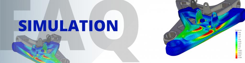Bannière FAQ Simulation