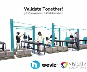 VISIATIV et WEVIZ collaboration