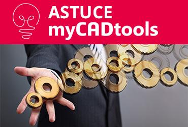 Comment copier les paramètres myCADtools d'un poste à un autre ?