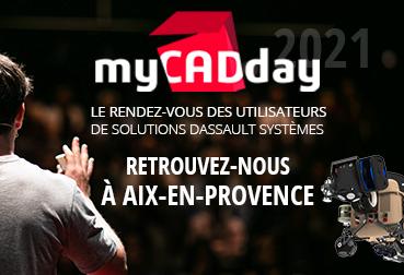 myCADday Aix en Provence 2021