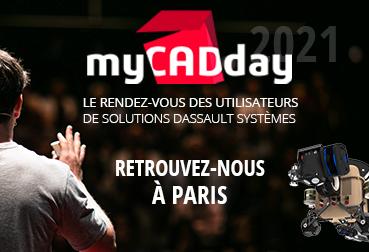 myCADday Paris 2021