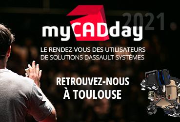 myCADday Toulouse 2021